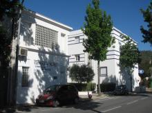 Locaux de la clinique Saint-Michel à Prades