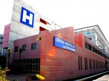 Locaux du centre hospitalier de Perpignan